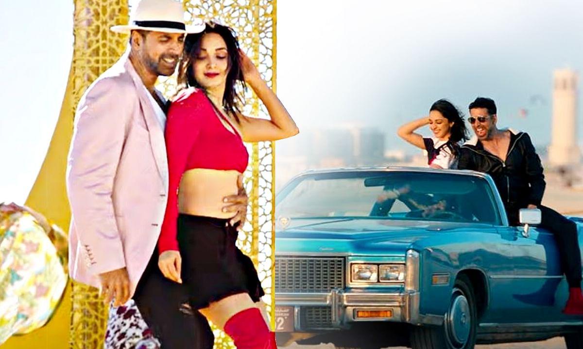 'लक्ष्मी बॉम्ब' का गाना 'बुर्ज खलीफा' रिलीज