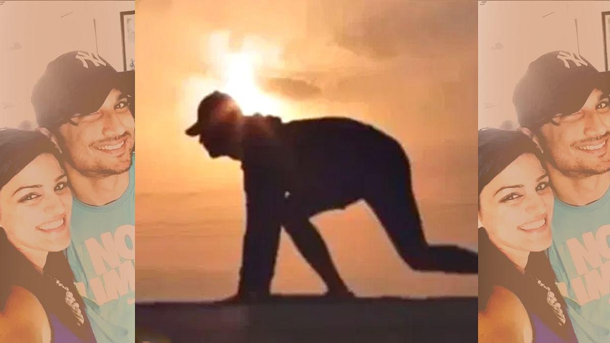 श्वेता सिंह कीर्ति ने शेयर किया सुशांत सिंह का अनदेखा Video, हो रहा वायरल