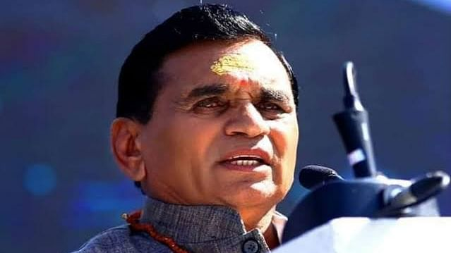 कांग्रेसियों के आरोपों पर BJP प्रत्याशी पटेल ने निकाली भड़ास, कही ये बात