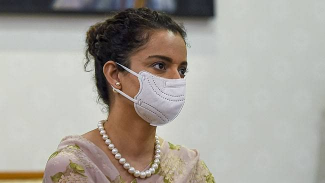 मुंबई पुलिस के सामने पेश नहीं होंगी कंगना, मांगा 15 नवंबर के बाद का समय