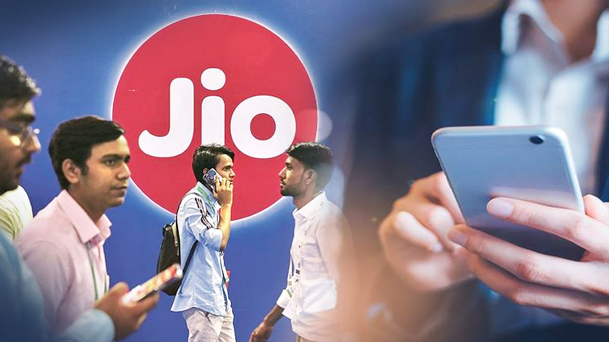 Reliance jio tops subscriber base