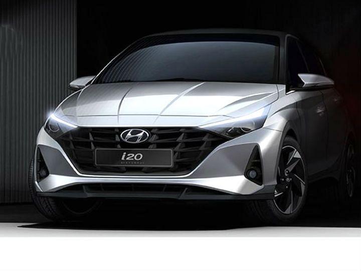 Hyundai इंडिया ने अपनी थर्ड-जनरेशन i20 की डिजाइन का फर्स्ट लुक किया जारी