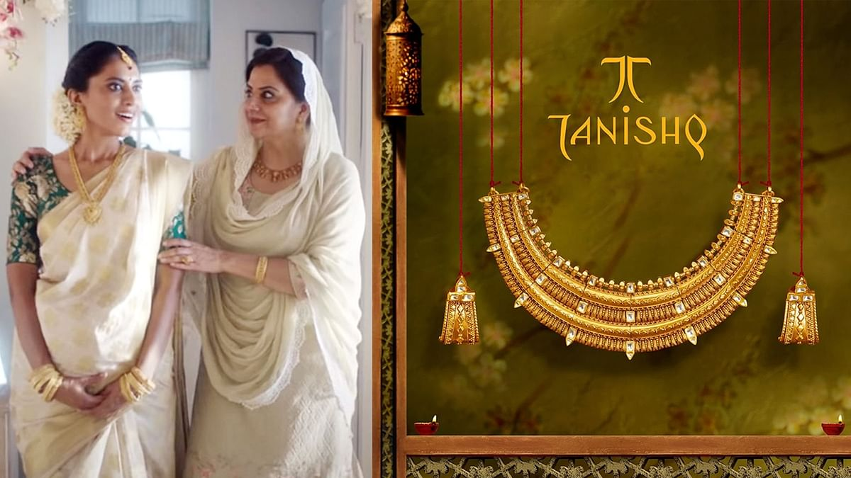 Tanishq Jeweler apologizes for new advertisement