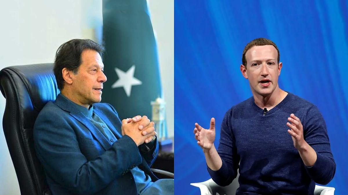 इस्लामोफोबिक कंटेंट को लेकर पाक सरकार ने लिखा Facebook CEO को पत्र