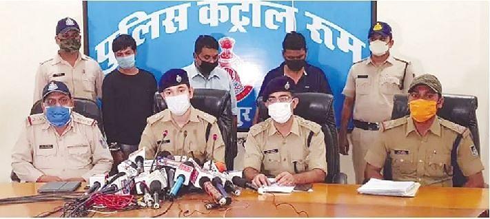 जबलपुर : फर्जी मार्कशीट के गोरखधंधे का पर्दाफाश, 3 आरोपी गिरफ्तार