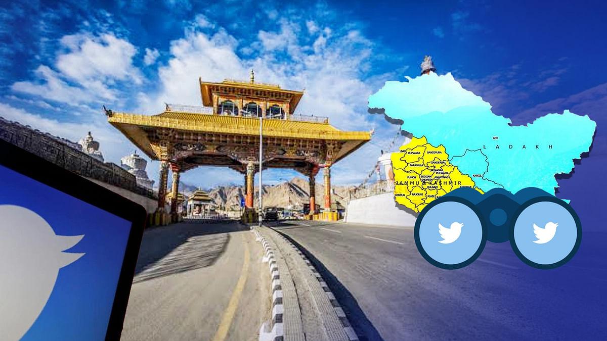 गलत मैप मामले में भारत सरकार ने लेटर लिख ट्विटर को हड़काया
