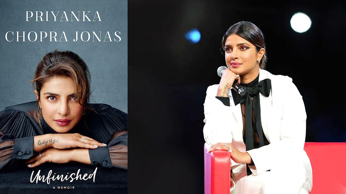 प्रियंका की बुक बनी US की नंबर वन बेस्ट सेलर, एक्ट्रेस ने जाहिर की खुशी