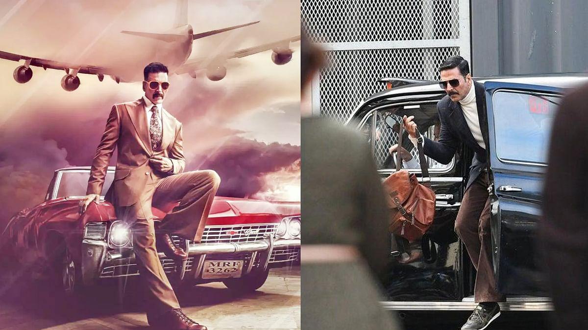अक्षय कुमार की 'बेल बॉटम' का नया पोस्टर जारी, इस दिन रिलीज होगी फिल्म