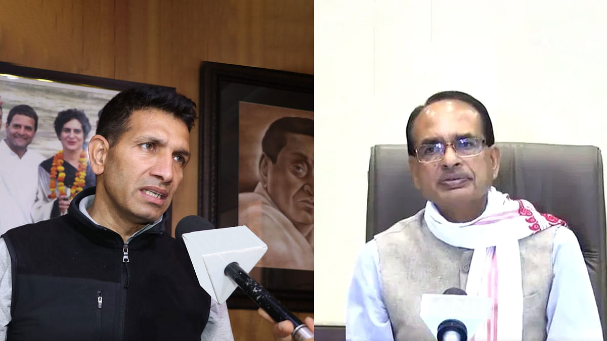 पूर्व मंत्री जीतू पटवारी ने CM शिवराज पर साधा निशाना, कही ये बड़ी बात