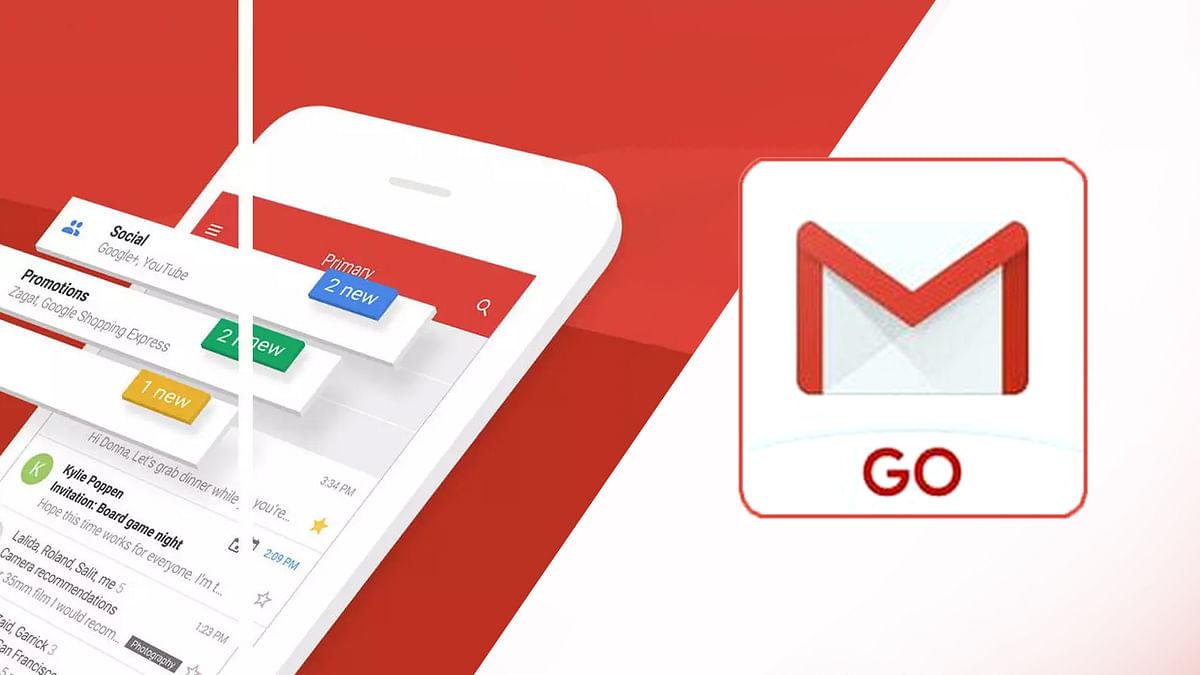 Google ने लांच की लाइट ऐप 'Gmail Go'
