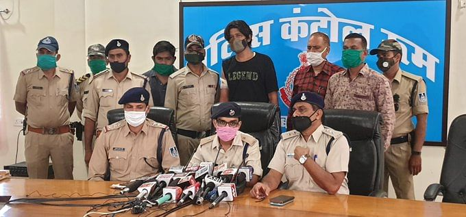 जबलपुर : ऑटो चालक की बेरहमी से मारपीट का आरोपी UP के गाजियाबाद से गिरफ्तार