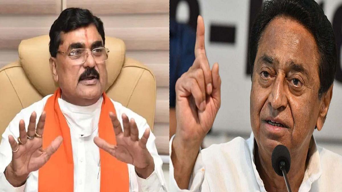 BJP में शामिल हो रहे विधायकों को बिकाऊ कहने वाले कमलनाथ पर बरसे कृषि मंत्री