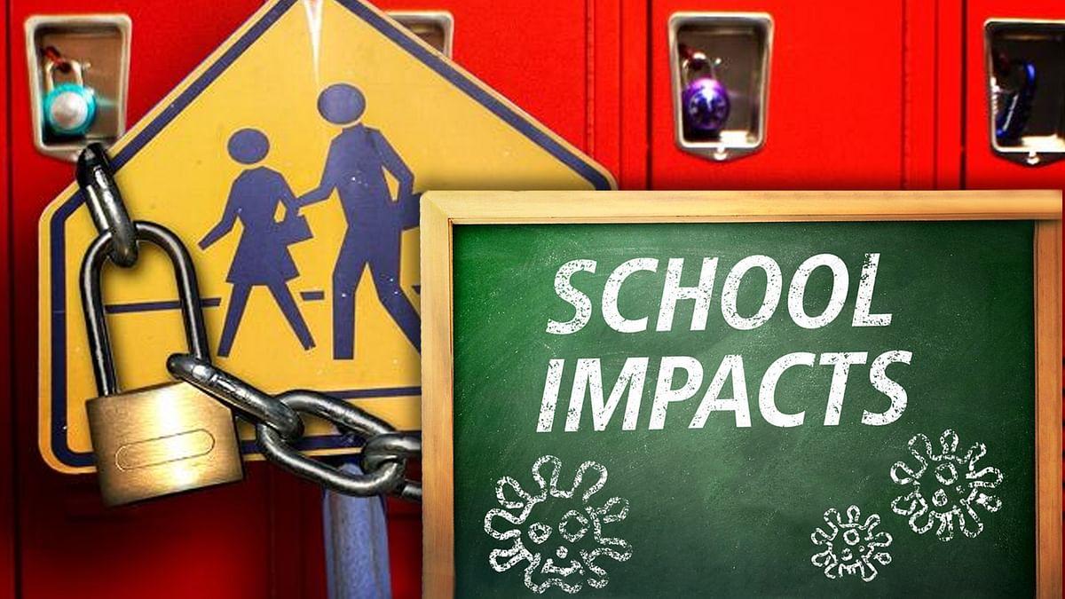 मिजोरम सरकार का फैसला, स्कूलों को कुछ और समय तक रखा जाएगा बंद