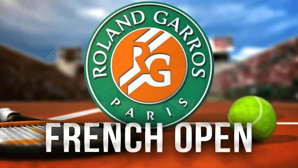 फ्रेंच ओपन टेनिस टूर्नामेंट