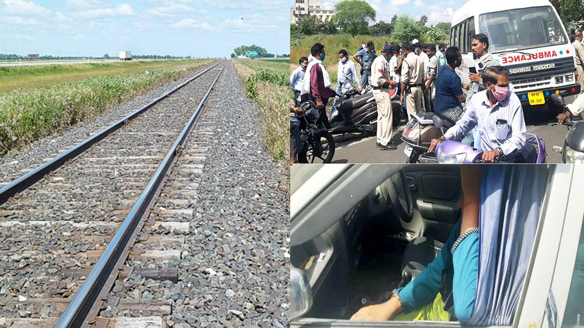 भोपाल में एक और खुदकुशी, पांच बेटियों के पिता ने ट्रेन के सामने लगाई छलांग