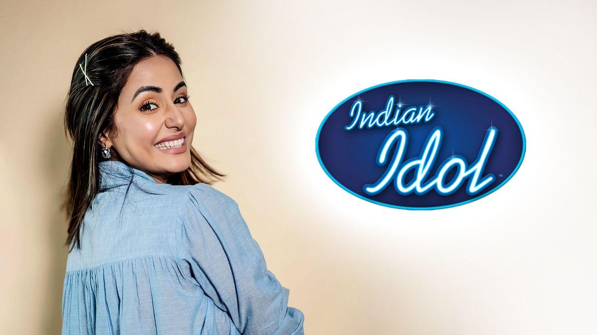 हिना खान ने किया खुलासा, 'इंडियन आइडल' में आजमाई थी किस्मत