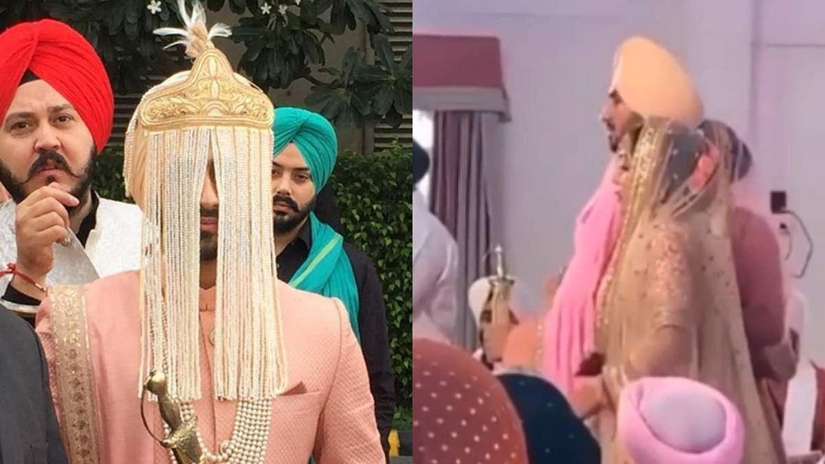 शादी के बंधन में बंधे नेहा कक्कड़-रोहनप्रीत सिंह