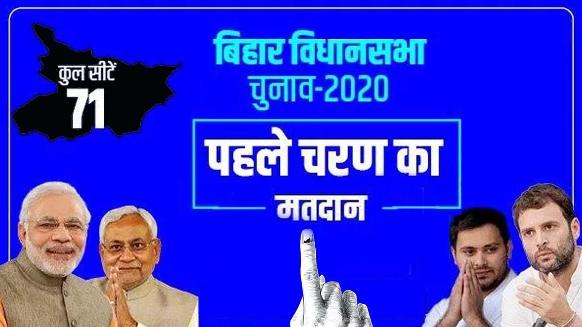 बिहार चुनाव के पहले चरण की वोटिंग: मोदी-नीतीश ने मतदाताओं से किया ये आग्रह