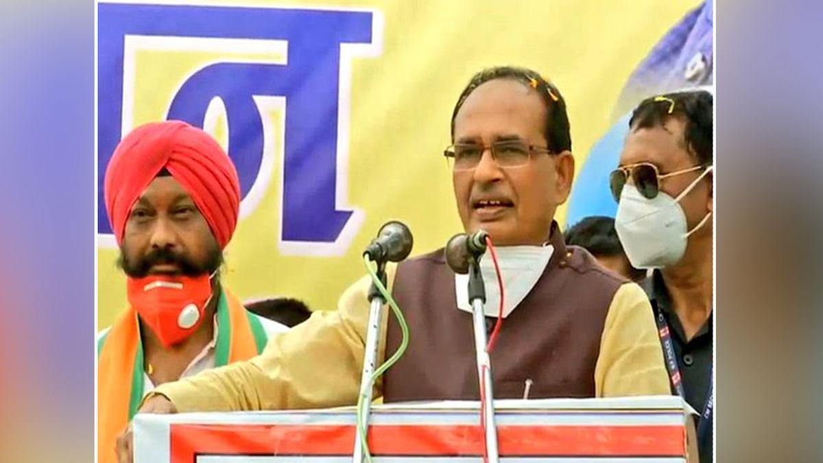 अगर मैं चौथी बार CM बना हूँ, तो मंदसौर-नीमच की जनता के आशीर्वाद से: शिवराज