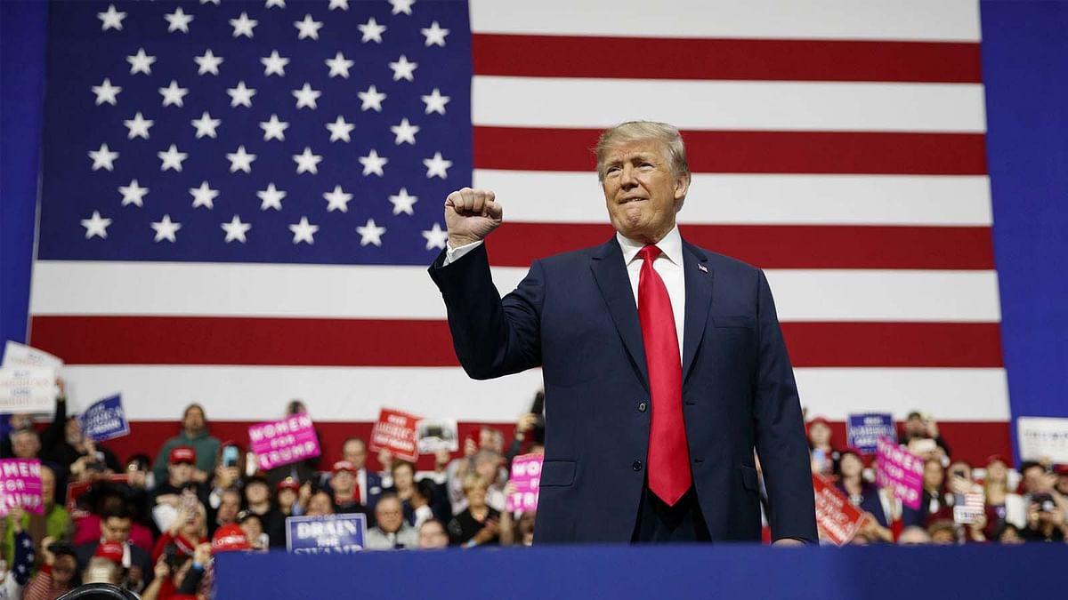 US चुनाव में हार मानने को तैयार नहीं ट्रम्प का दावा-मैंने जीता चुनाव
