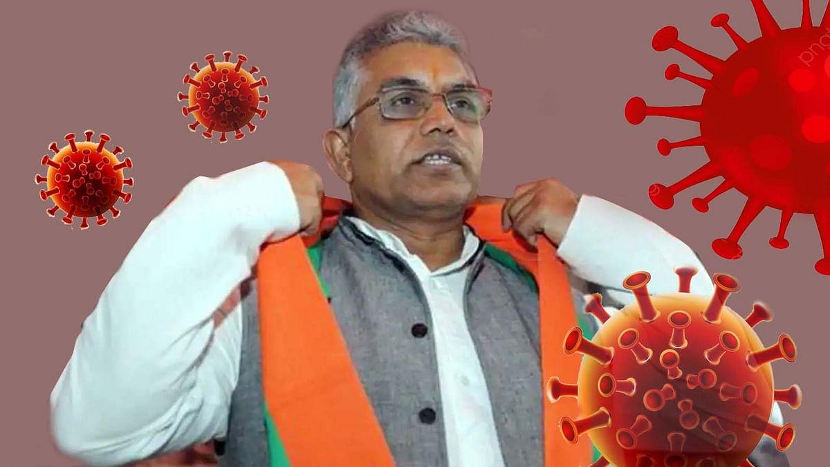 राजनीतिक जगत में संक्रमण की लहर-अब बंगाल के BJP अध्यक्ष कोरोना पॉजिटिव