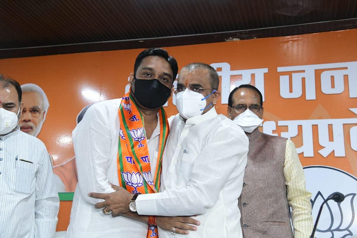 कांग्रेस में खत्म हो गई है विचारधारा : राहुल सिंह