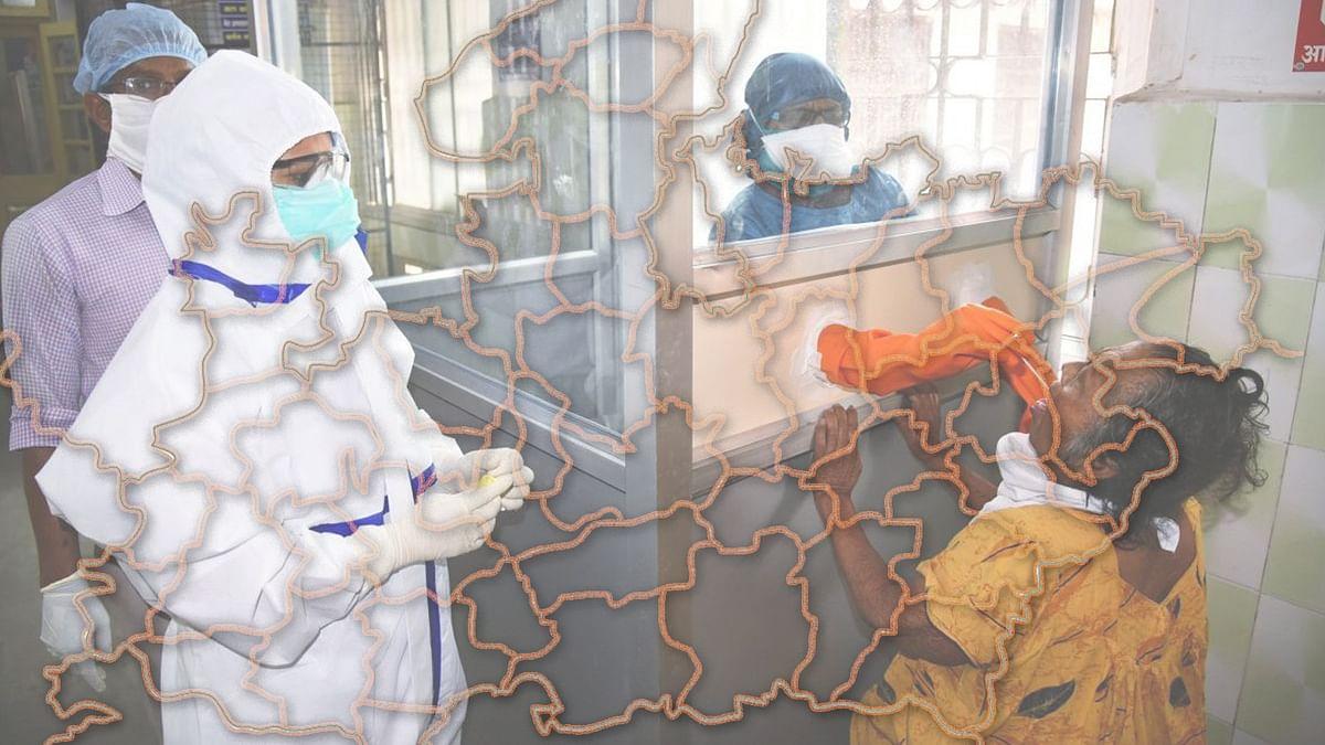 COVID24x7 जबलपुर :  कोविड मुक्त 172 डिस्चार्ज, आज 114 संक्रमित मिले