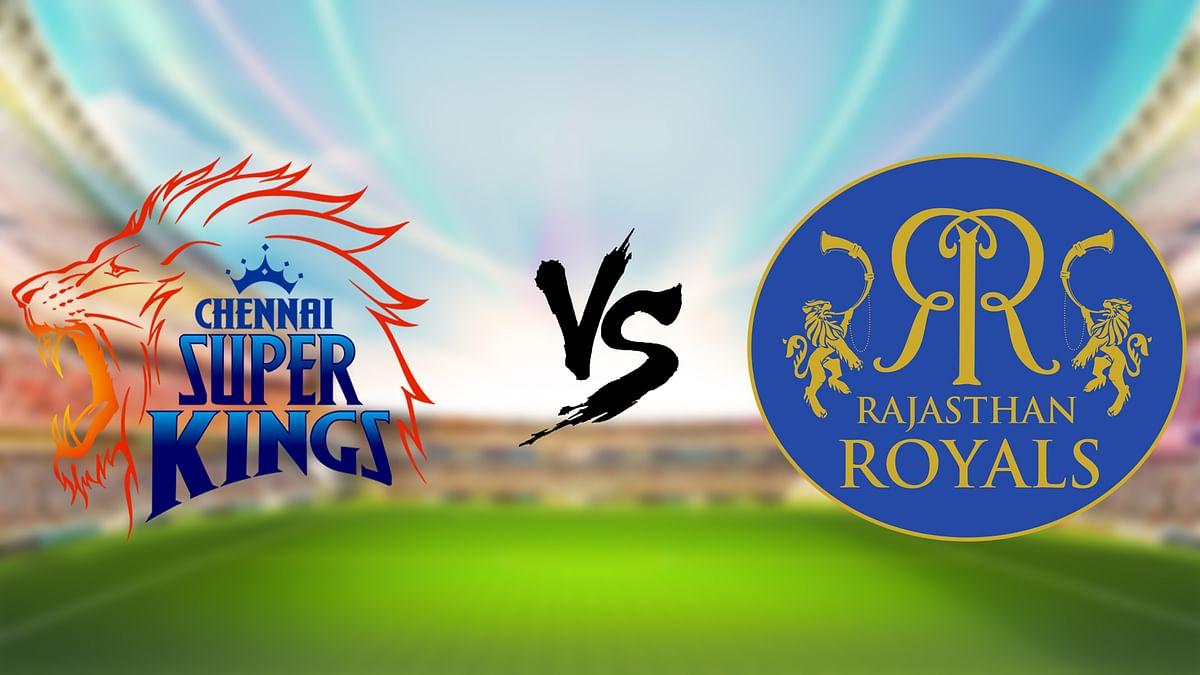 IPL 2020 : राजस्थान से हारी धोनी की चेन्नई सुपर किंग्स
