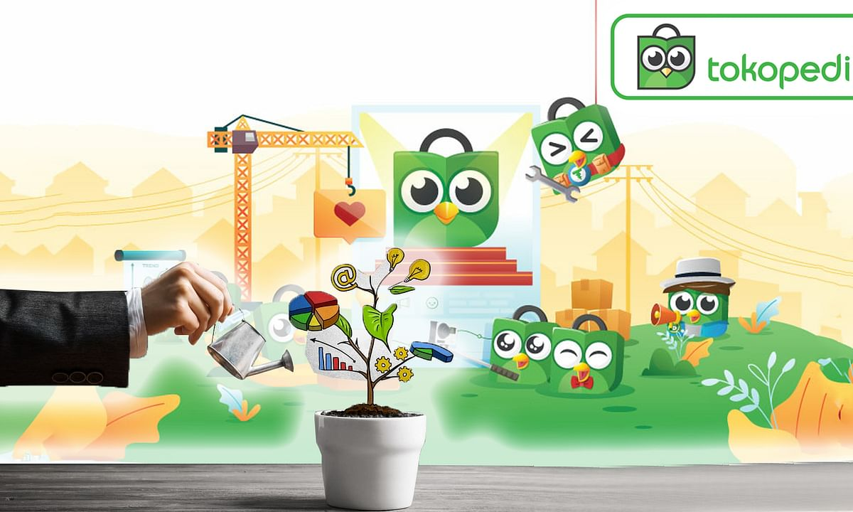 Google and Tmask to invest in Tokopedia