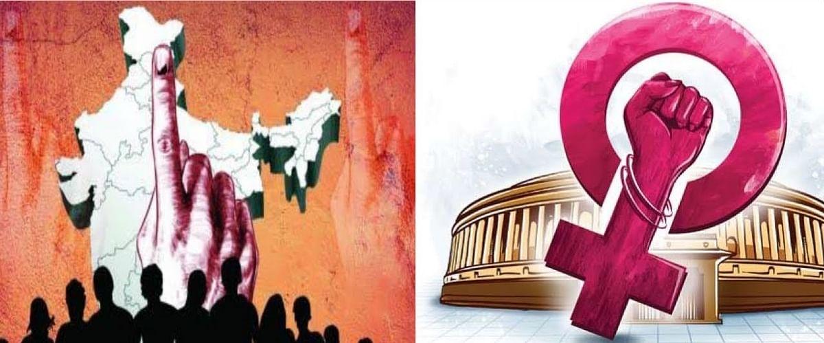 जबलपुर : चूल्हा चौका छोड़ा, अब चुनावी मैदान में उतरने तैयार हैं श्रीमतियां