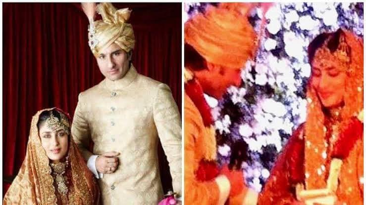 सैफ-करीना की शादी के 8 साल, पोस्ट शेयर कर इस तरह से किया विश