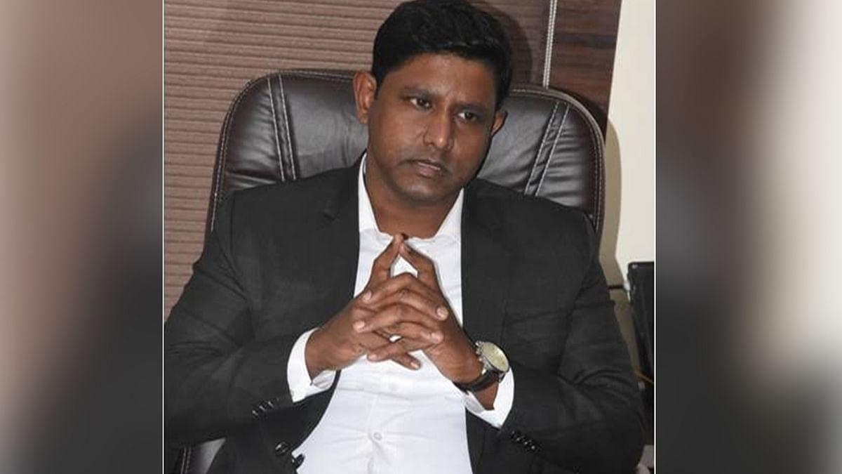 दतिया कलेक्टर संजय कुमार का तबादला