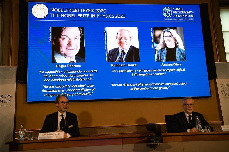 Physics Nobel Prize 2020: इन 3 वैज्ञानिकों को मिलेगा भौतिकी का नोबेल प्राइज