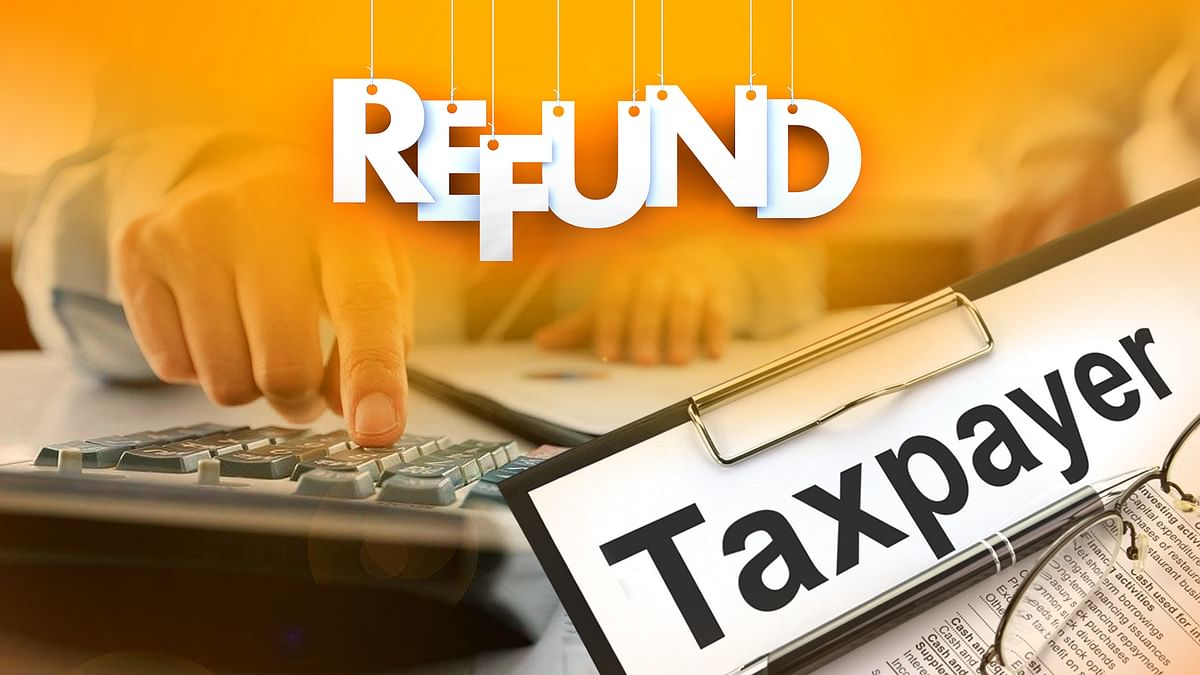 चालू वित्त वर्ष में जारी किए गए 1.45 लाख करोड़ रुपये के रिफंड