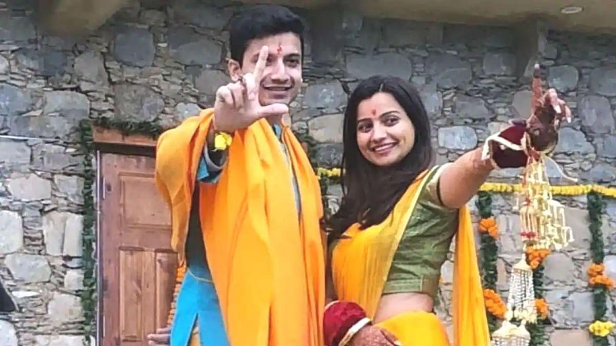 Mirzapur 2 के प्रियांशु करने जा रहे हैं शादी, दुल्हन ने शेयर की फोटो