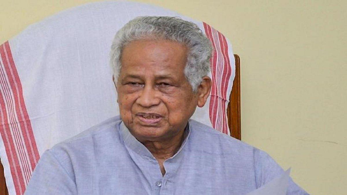 असम के पूर्व CM तरुण गोगोई नहीं रहे, राजनीति में शोक की लहर