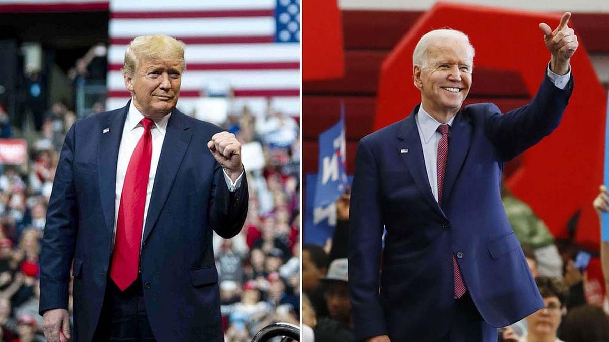 अमेरिका राष्ट्रपति चुनाव की वोटिंग शुरू- ट्रम्प या बिडेन किसकी बनेगी सरकार
