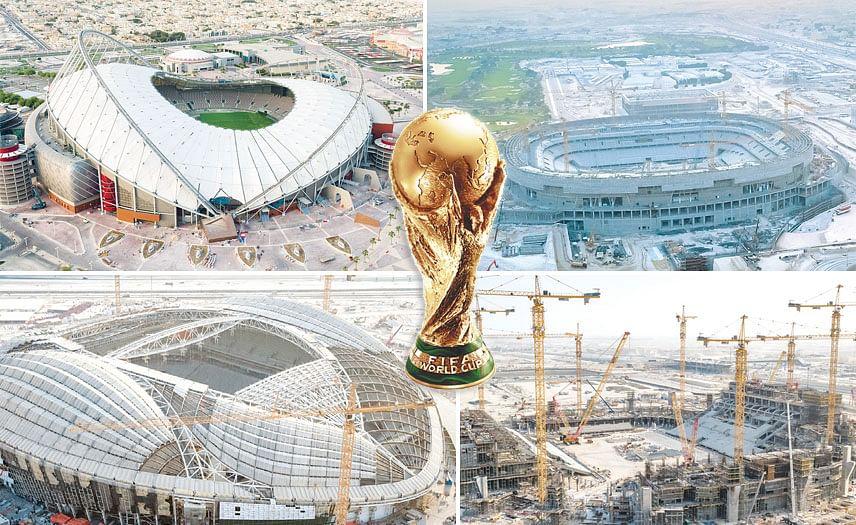 FIFA World Cup 2022 : दो साल बाद होगा फीफा विश्वकप 2022 का आगाज