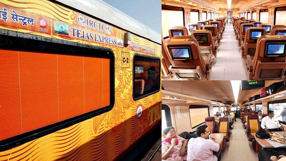 देश की पहली प्राइवेट ट्रेन 'तेजस एक्सप्रेस' का संचालन हो जाएगा बंद