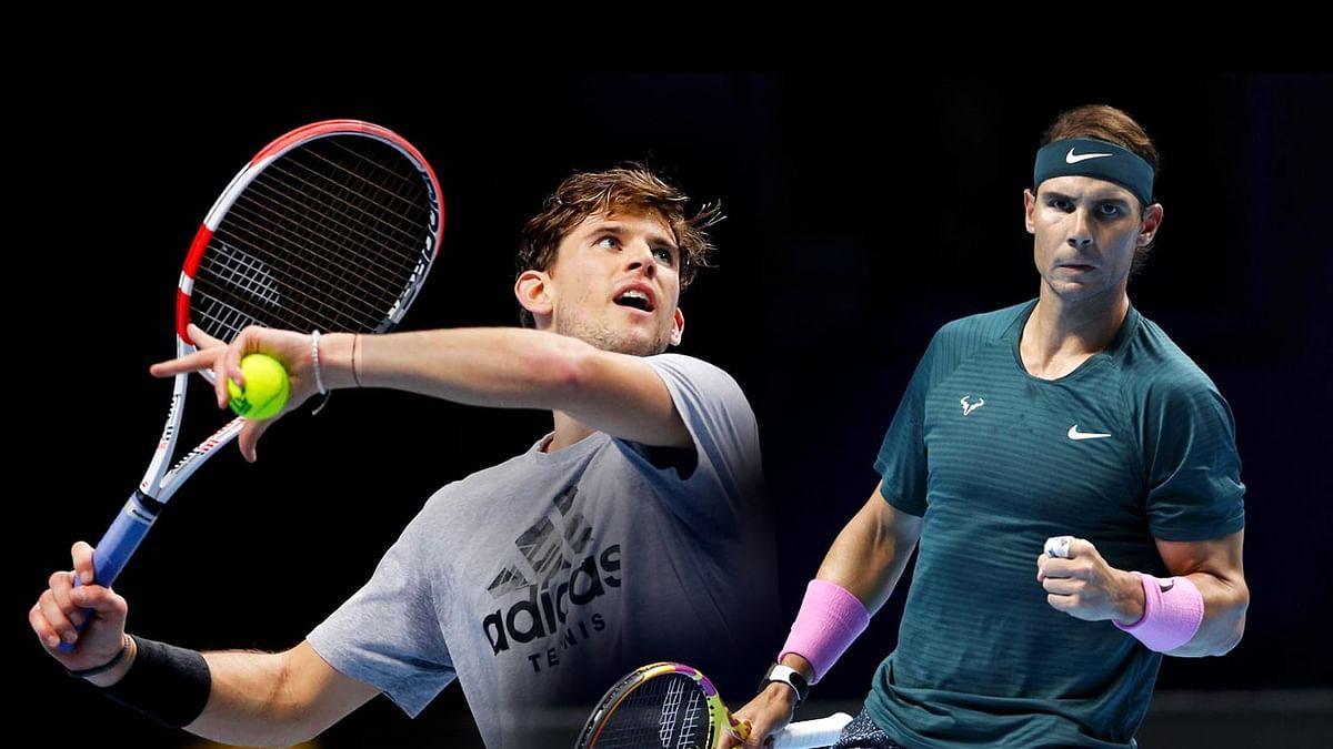 ATP Finals 2020 : नडाल हारे, थिएम सेमीफाइनल में