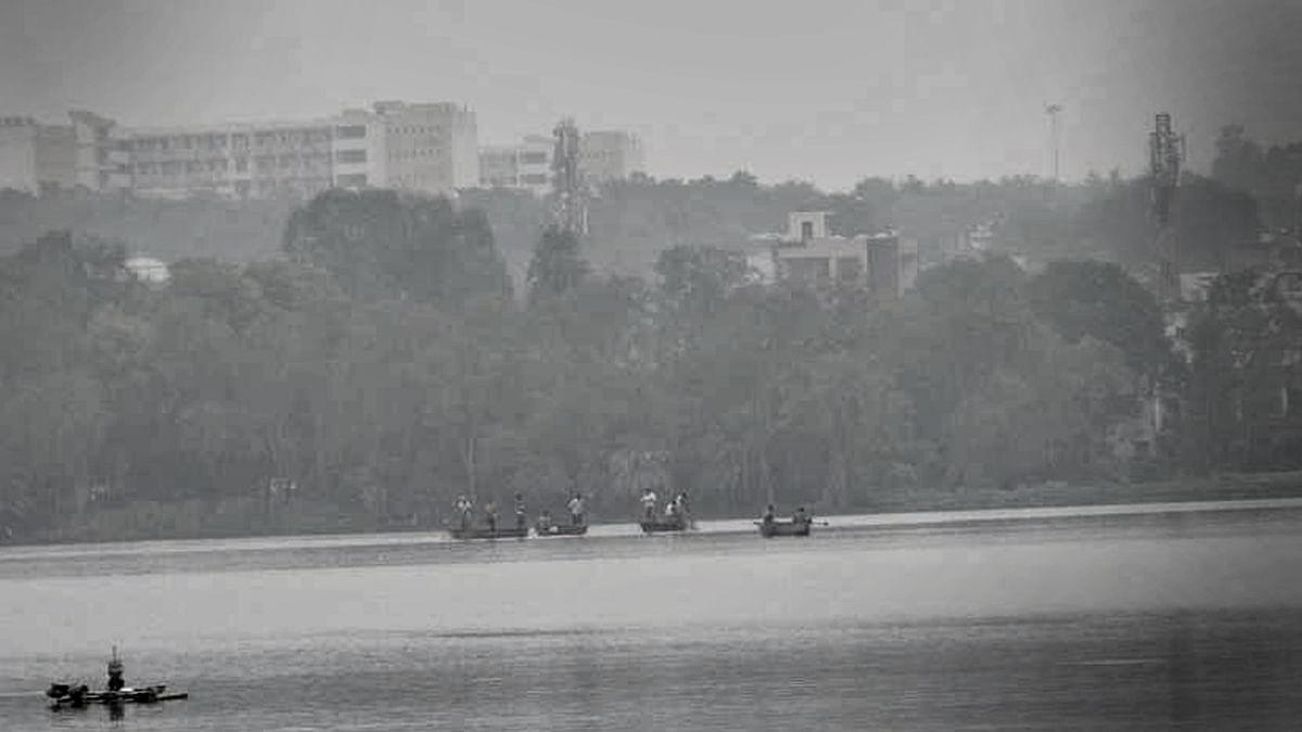 मौसम के हाल: MP में झमाझम बारिश के बाद बढ़ेगी ठंड, ओलावृष्टि के आसार