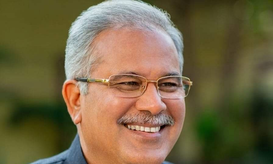 मुख्यमंत्री भूपेश बघेल ने छत्तीसगढ़ राज्य स्थापना दिवस की दी बधाई