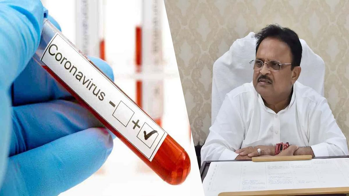 राजस्थान के स्वास्थ्य मंत्री रघु शर्मा कोरोना पॉजिटिव