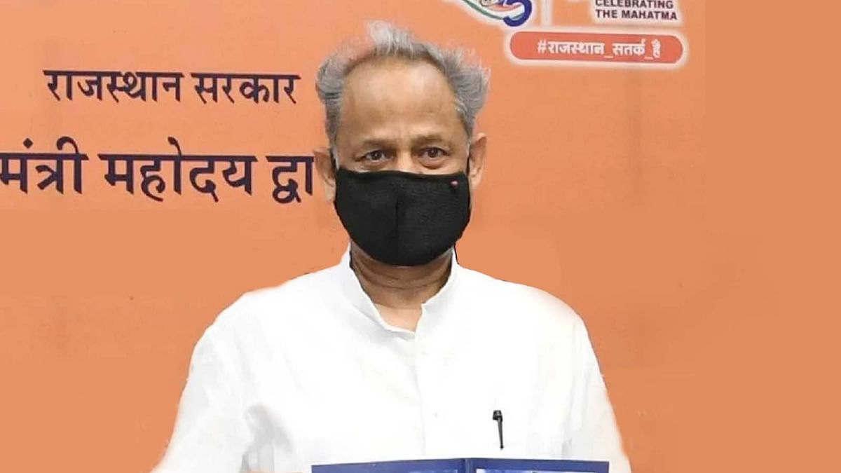 राजस्थान की गहलोत सरकार 'मास्क' अनिवार्यता को लेकर ला रही कड़ा कानून