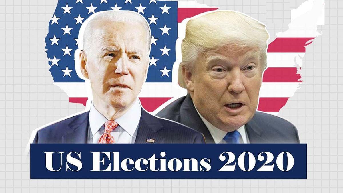 US Election Result: वोटों की गिनती जारी, ट्रम्प-बाइडेन में कांटे की टक्कर