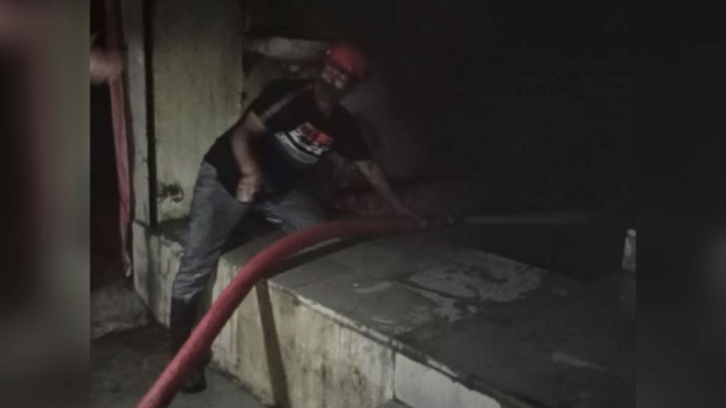 भोपाल: राजधानी के बूट हाउस के गोदाम में लगी भीषण आग, पाया आग पर काबू