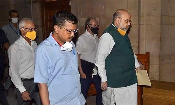 दिल्ली में तेजी से फैल रहा कोरोना का संक्रमण- अमित शाह ने बुलाई आपात बैठक