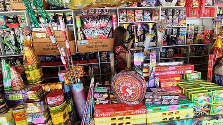MP में विदेशी पटाखों की बिक्री पर लगा प्रतिबंध, कलेक्टर ने किया आदेश जारी