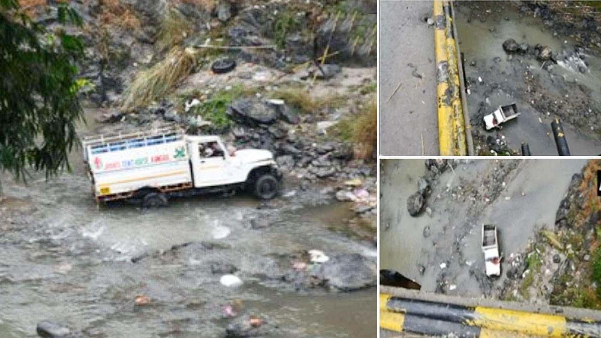 हिमाचल प्रदेश के मंडी में दर्दनाक सड़क हादसा- PM मोदी ने जताया खेद