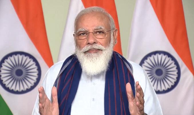 UP में विंध्यवासियों को PM मोदी की सौगात-पेयजल परियोजनाओं का शिलान्यास